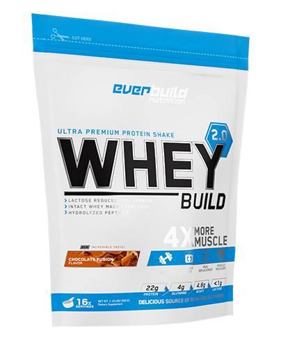 Whey Build 2.0
