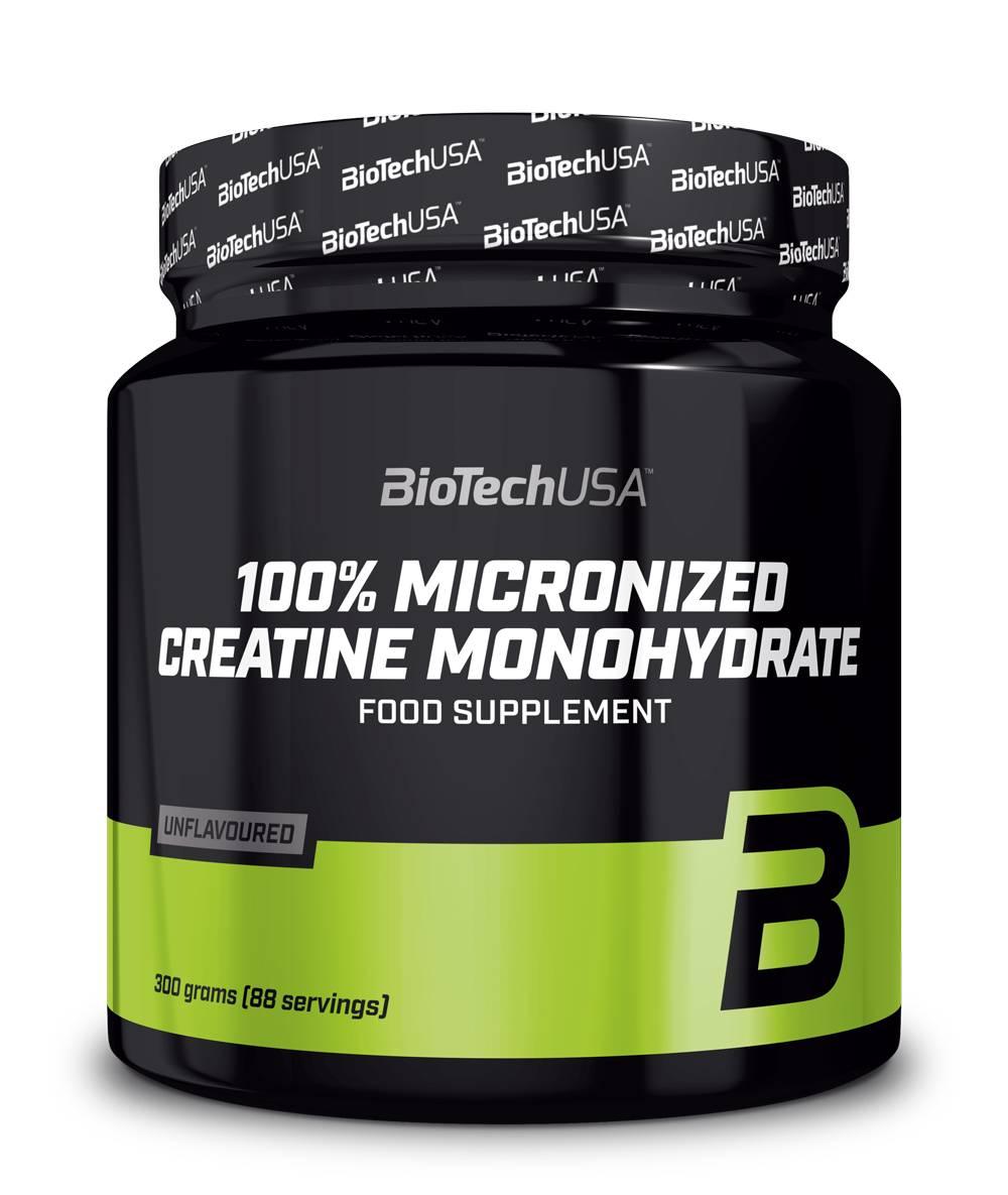 100% Creatine Monohydrate BioTech