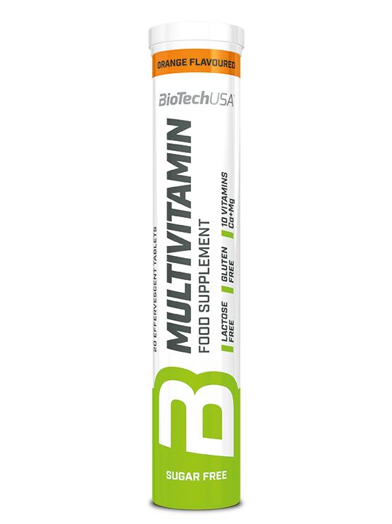 Multivitamin Effervescent (შუშხუნა)