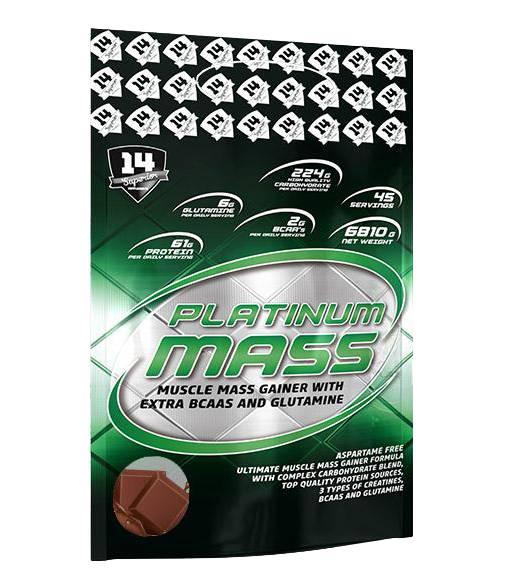 Platinum Mass - 6.8 კგ.