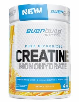 Creatine Monohydrate Everbuild