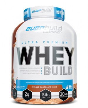 Ultra Premium Whey Build