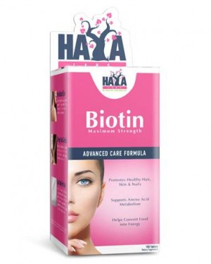Biotin Maximum Strength 10.000 mcg