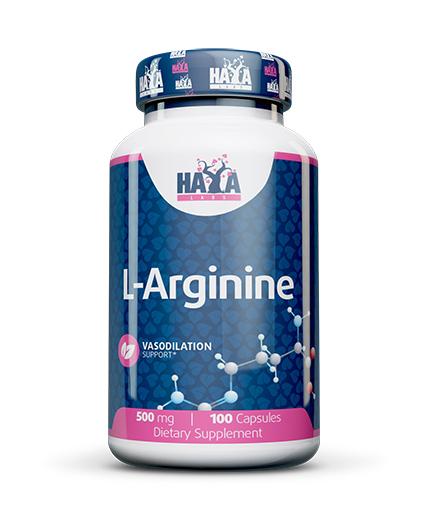 L-Arginine Haya Labs