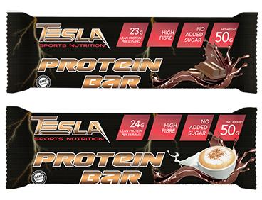 Tesla Protein Bar