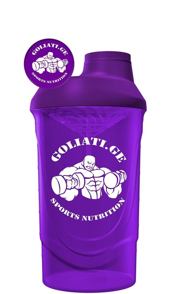Shaker Goliati Purple
