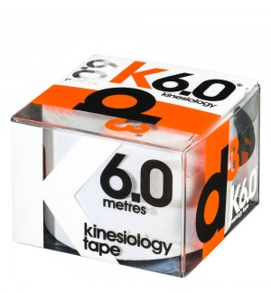 Kinesiology Tape 50mm x 6.0 - White