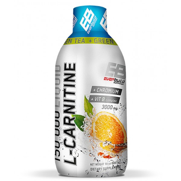 L-carnitine 3000 + Green Tea