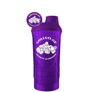 Smart Shaker Goliati Purple