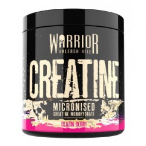 Warrior Micronised Creatine Monohydrate