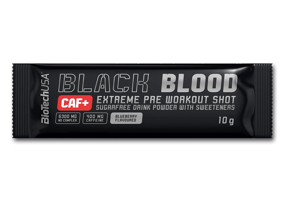 Black Blood CAF+ 1 პორცია