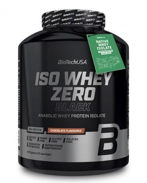 ISO WHEY ZERO BLACK