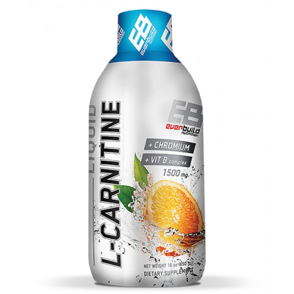 Liquid L-Carnitine + Chromium