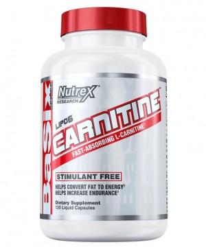 Nutrex Carnitine - 120 caps.