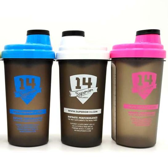 Shaker Superior14