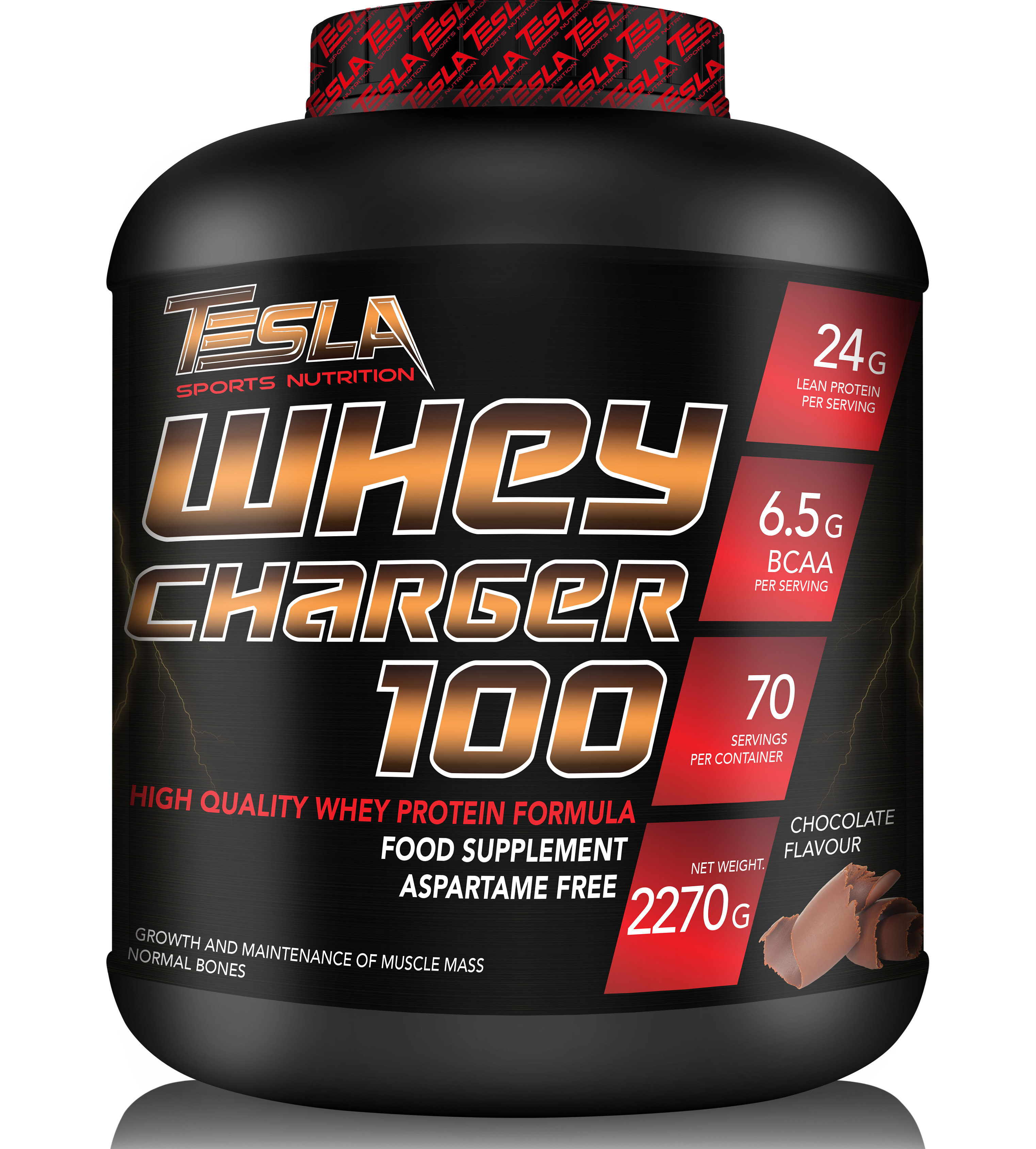 Whey Charger 100